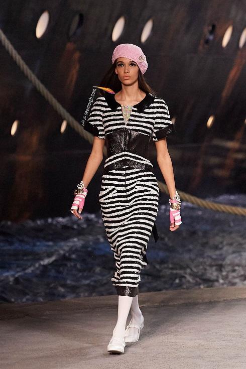 مدل لباس از طراح معروف chanel - عکس شماره 1