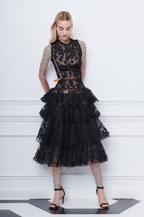 مدل لباس از طراح معروف Oscar de la Renta - عکس شماره 3