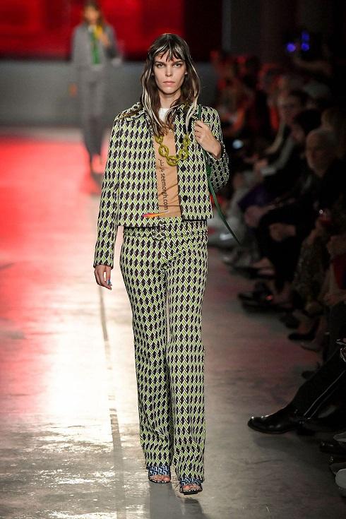 مدل لباس از طراح معروف Prada - عکس شماره 1