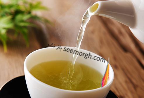 بهترین و بدترین غذاها برای کبد چای سبز