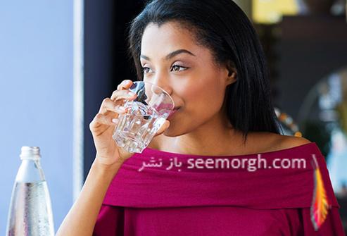 بهترین و بدترین غذاها برای کبد آب