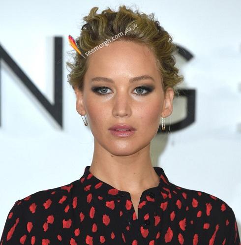 مدل مو جنيفر لارنس Jennifer Lawrence - مدل شماره 26