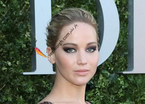 مدل مو جنيفر لارنس Jennifer Lawrence - مدل شماره 14