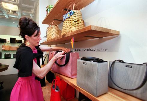 کلکسیون کیف های کیت اسپید Kate Spade - عکس شماره 6