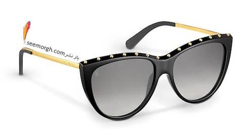 عینک آفتابی,جدیدترین مدل عینک آفتابی,عینک آفتابی زنانه,جدیدترین مدل عینک آفتابی زنانه,بهترین عینک آفتابی زنانه 2018 لویی ویتون Louis Vuitton