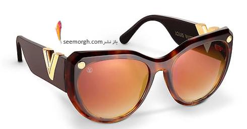 عینک آفتابی,عینک آفتابی زنانه,مدل عینک آفتابی,مدل عینک آفتابی زنانه,مدل عینک آفتابی 2018 زنانه لویی ویتون Louis Vuitton