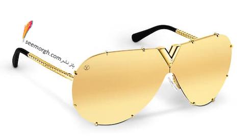 عینک آفتابی,عینک آفتابی زنانه,مدل عینک آفتابی زنانه,مدل عینک آفتابی,عینک آفتابی 2018,مدل عینک آفتابی 2018,عینک آفتابی زنانه 2018 لویی ویتون Louis Vuitton