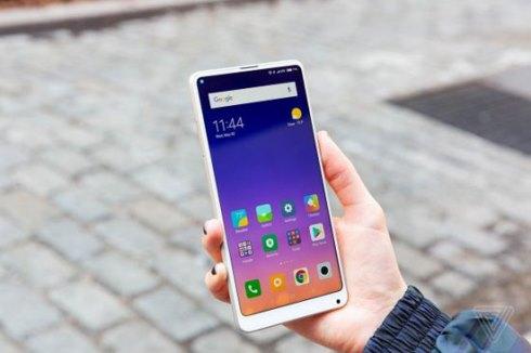 بهترین گوشی های چینی در بازار,شیائومی می میکس 2 اس