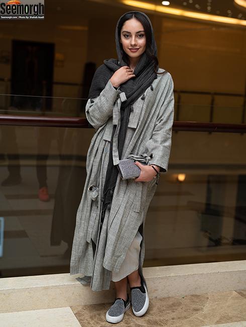 مدل مانتو بلند 2018 - ترلان پروانه