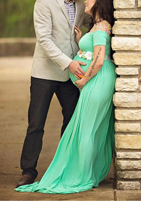 pregnancy-dresses-color-Mint-Green.jpg