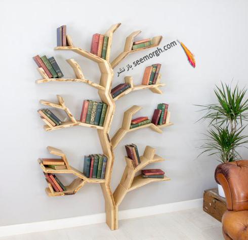 مدل کتابخانه 2018 - عکس شماره 8
