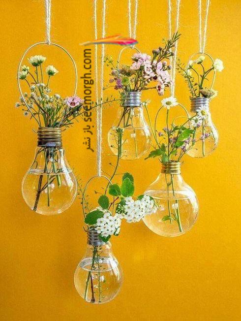 باغچه عمودی برای آپارتمان کوچک - عکس شماره 1