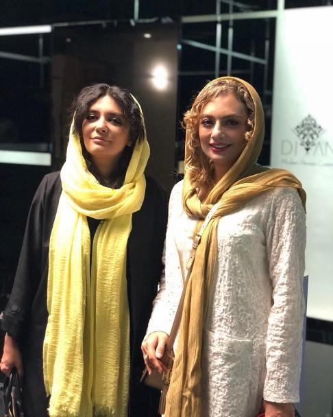عکس جدید لیندا کیانی و یکتا ناصر