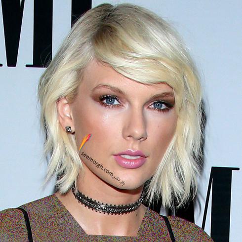 مدل مو کوتاه 2018 به سبک تیلور سویفت Taylor Swift برای تابستان,مدل مو کوتاه,مدل موی کوتاه,مدل مو تابستانی,مدل مو کوتاه تابستانی,مدل موی کوتاه تابستانی,مدل مو کوتاه تیلور سویفت
