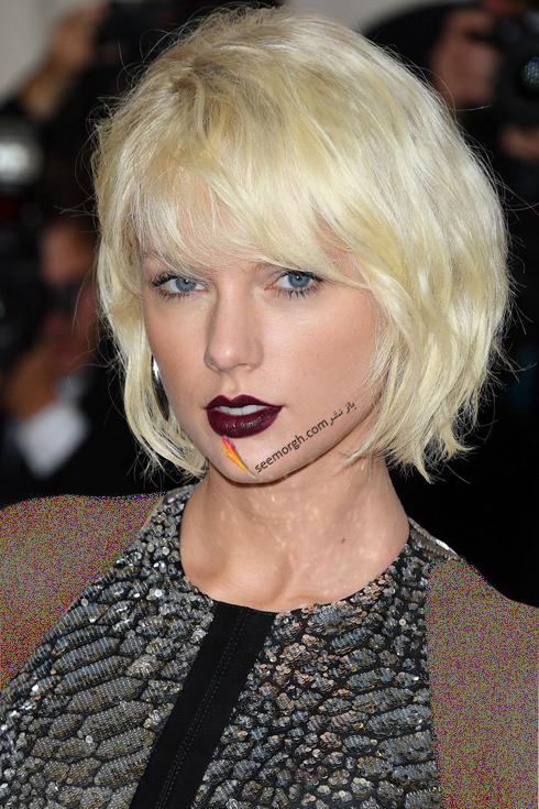 مدل مو کوتاه,مدل موی کوتاه,مدل مو تابستانی,مدل مو کوتاه تابستانی,مدل موی کوتاه تابستانی,مدل مو کوتاه تیلور سویفت, مدل موی کوتاه 2018 به سبک تیلور سویفت Taylor Swift برای تابستان
