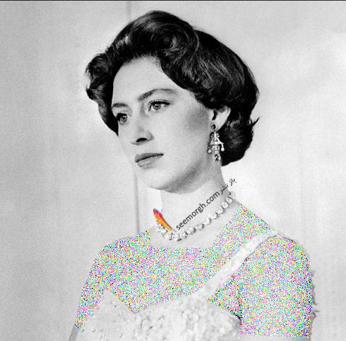 مدل مو پرنسس مارگت Margaret در سال 1956