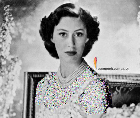 مدل مو پرنسس الیزابت Elizabeth در سال 1940