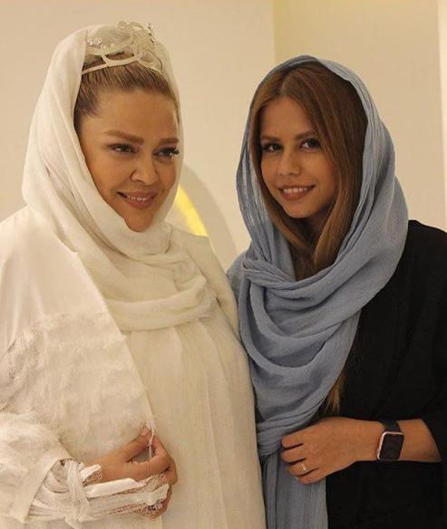 لباس ازدواج بهاره رهنما - عکس شماره 3