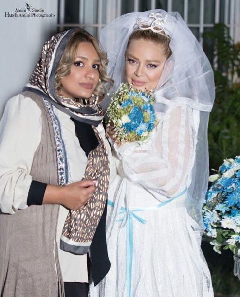 لباس ازدواج بهاره رهنما - عکس شماره 5