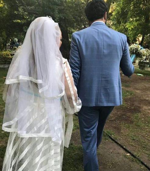 لباس ازدواج بهاره رهنما - عکس شماره 4