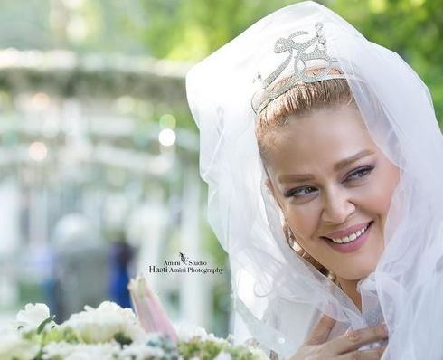 آرایش مراسم ازدواج بهاره رهنما