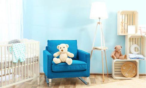 برای فنگ شویی اتاق نوزاد، رنگ مربوط به نوزاد خود را بشناسید