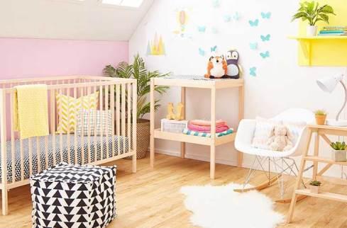 فنگ شویی اتاق نوزاد، توجه به خلقوخوی نوزاد