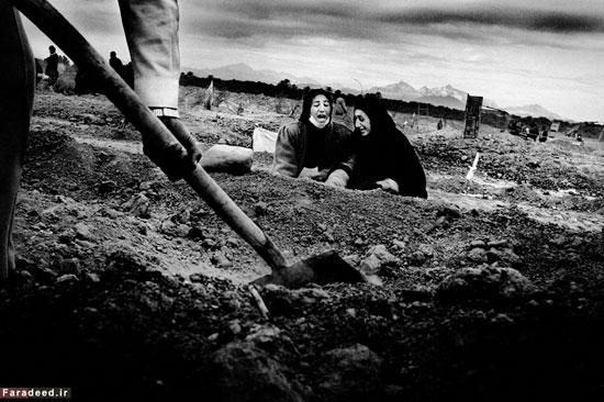 (تصاویر) زلزله بم به روایت عکاس دانمارکی