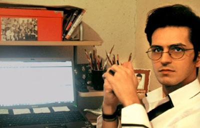 شاعر همجنسگرای ایرانی سر از اسرائیل درآورد!