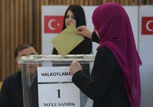 نتیجه همه پرسی ترکیه فاقد اعتبار است