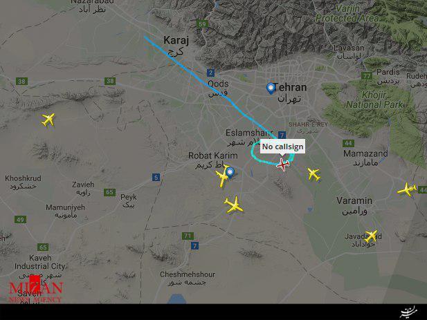 جزئیات بسته شدن باند فرودگاه مهرآباد به دلیل ترکیدن تایر یک هواپیما