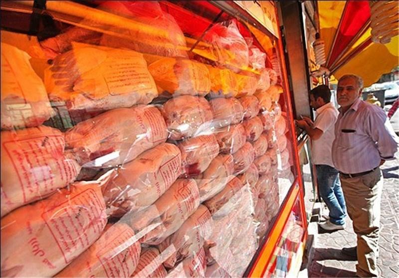 قیمت مرغ زنده به روز