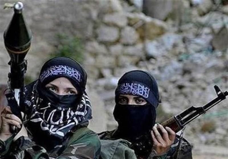 باند زنانه گروه تروریستی داعش در کشور