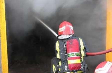 انفجار گاز شهری در تبریز یک مصدوم بر جای گذاشت