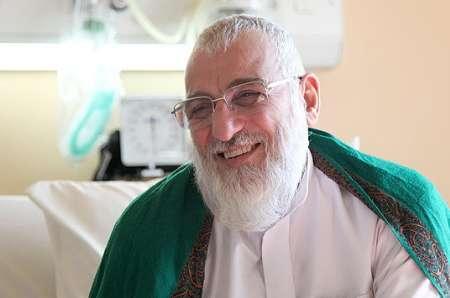 خبر درگذشت آیت الله هاشمی شاهرودی صحت ندارد