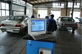 مراکز معاینه فنی به دوربینهای پلاک خوان مجهز شوند