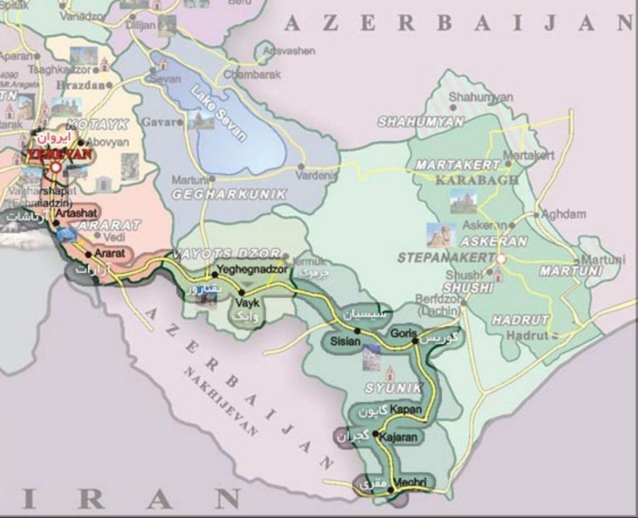 محاکمه مامور ارمنستانی برای اخاذی از یک ایرانی