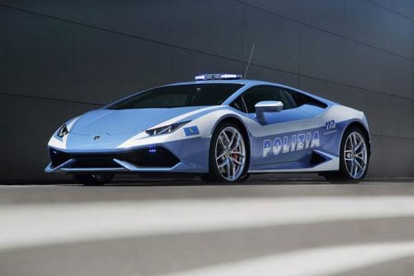 بهترین خودروهای پلیس جهان را ببینید+ عکس و مشخصات