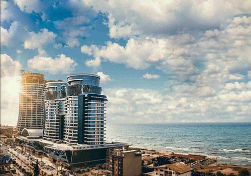 متل قو، هتل 5 ستاره اسپانیایی میشود