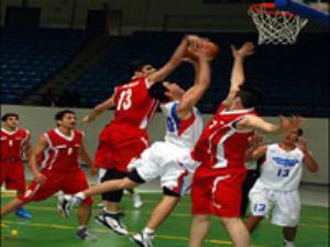 ستاره بسکتبال در راه آبادان