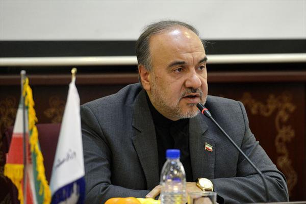 وعده شیرین وزیر ورزش به ملی پوشان فوتبال ایران