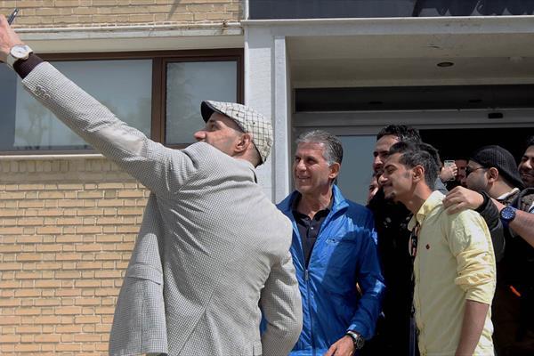 سرمربی جنجالی بالاخره به ایران بازگشت