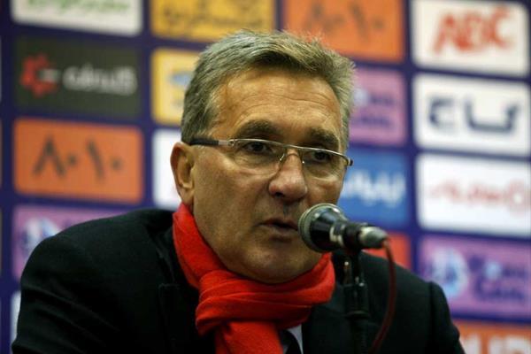 برانکو: پرسپولیس با من، قهرمان و بهترین تیم ایران شد