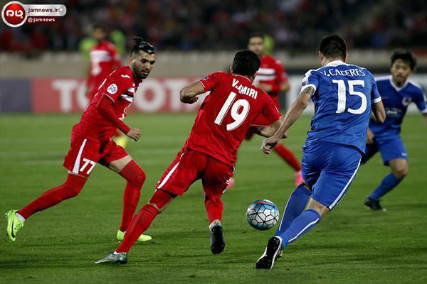 درخشش دو ستاره پرسپولیس در تیم منتخب کنفدراسیون فوتبال آسیا