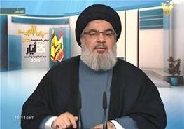 نصرالله : ایران متحدین خود را رها نمیکند