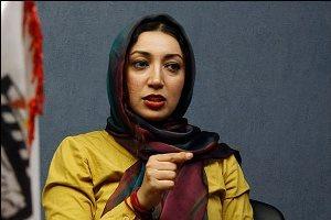 بازیگر شمعدونی از دلیل ابروهای تتو اش گفت!