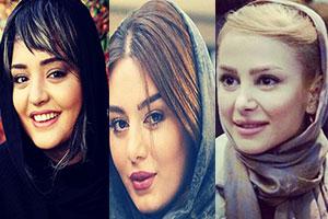 ممنوع الفعالیت شدن 9 بازیگر زن بخاطر بدحجابی ! + عکس