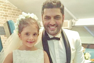 عکس های جشن عروسی سام درخشانی و همسرش