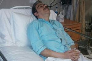 """""""رضا حسین زاده"""" گوینده خبر در بیمارستان بستری شد"""