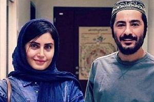 نوید محمد زاده و الناز شاکر دوست در خفه گی فریدون جیرانی!+ع